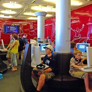 Интернет-кафе Баево