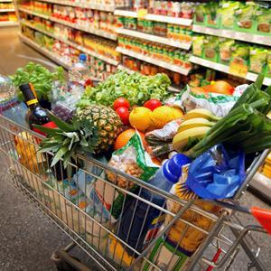 Магазины продуктов Баево