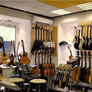 Музыкальные магазины Баево