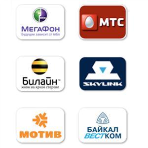 Операторы сотовой связи Баево