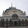 Железнодорожные вокзалы в Баево