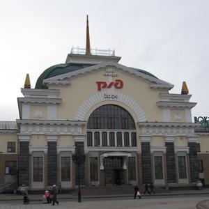 Железнодорожные вокзалы Баево